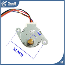 5pcs original for Air conditioning Dual synchronous motor wind motor 4-phase 5-wire stepper motor 24BYJ48 Without terminals