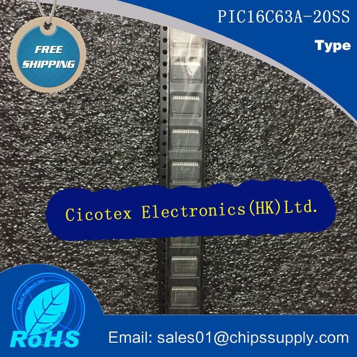 Цена PIC16C63AT-20/SS