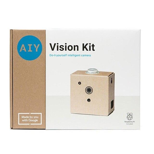 1 個のx google aiyビジョンキット日曜大工インテリジェントカメラ画像認識