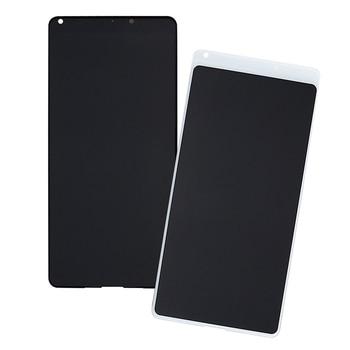 """Original 5,99 """"IPS LCD pantalla táctil capacitiva para Xiaomi Mi Mix 2S piezas de repuesto de pantalla LCD para Xiaomi Mi Mix 2S LCD"""