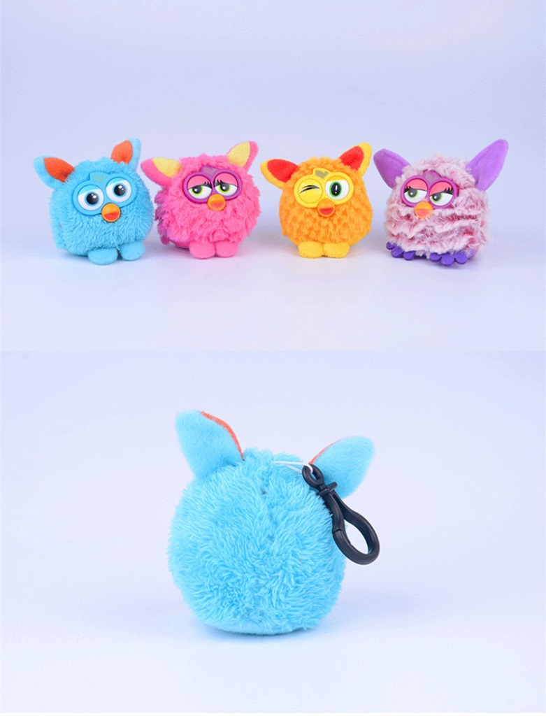 2018 New Cute Phoebe Squeeze Sound Plush Electronic Dolls Toy Children Electronic Plastic Toys Pet For Girls Boy Christmas Gift