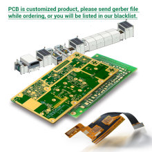Placa pcb, preços baixos pcb dupla face protótipo de circuito pcb fabricante, pagamento acessível via link1