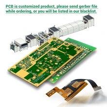 저렴한 가격 양면 pcb 프로토 타입 보드 pcb 프로토 타이핑 보드 인쇄 회로 기판 저렴한 pcb 제조업체 지불 link1