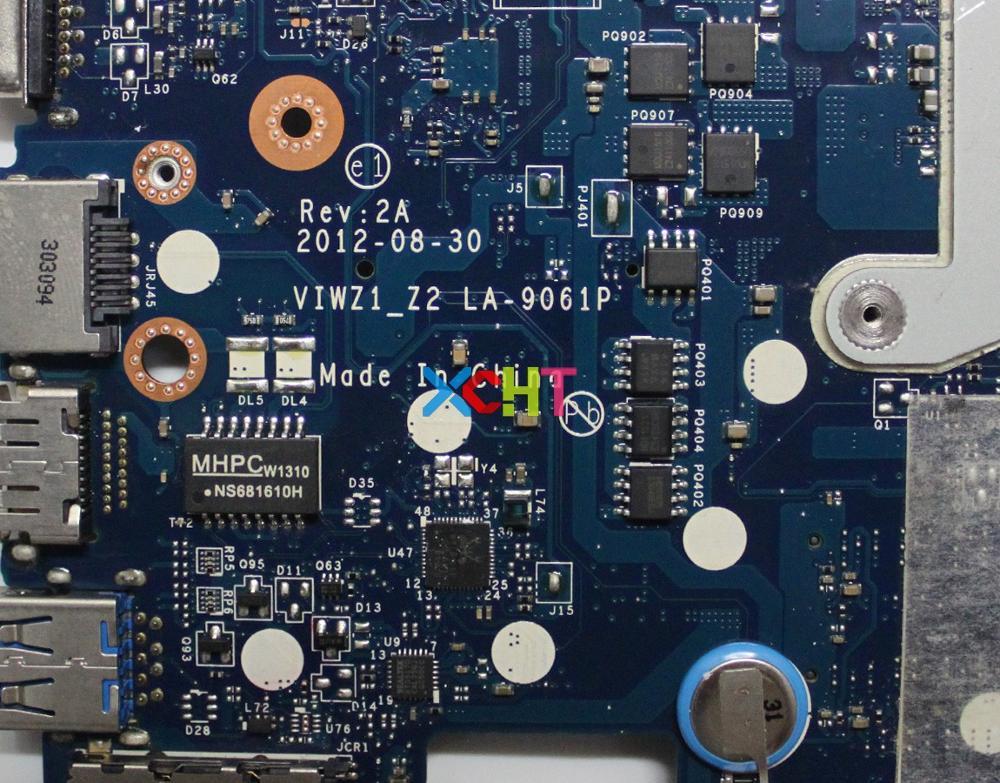 Image 4 - Для lenovo Z500 P500 11S90001903 90001903 VIWZ1_Z2 LA 9061P Материнская плата ноутбука тестирование on AliExpress - 11.11_Double 11_Singles' Day