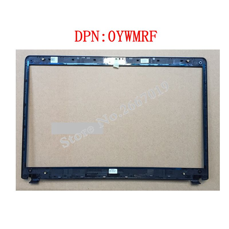 New For DELL FOR Vostro 5460 V5460 5470 V5470 5480 V5480 laptop lcd front bezel B shell with touch 0YWMRF YWMRF/NO touch 0ND6VF