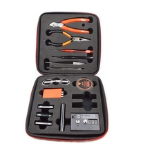 Coils JIg 2.0 V2 kit diy coil tooling ceramic tweezer tool master Kanthel wire Ohm Meter For RDA RBA atomizer e cigarette FYF75