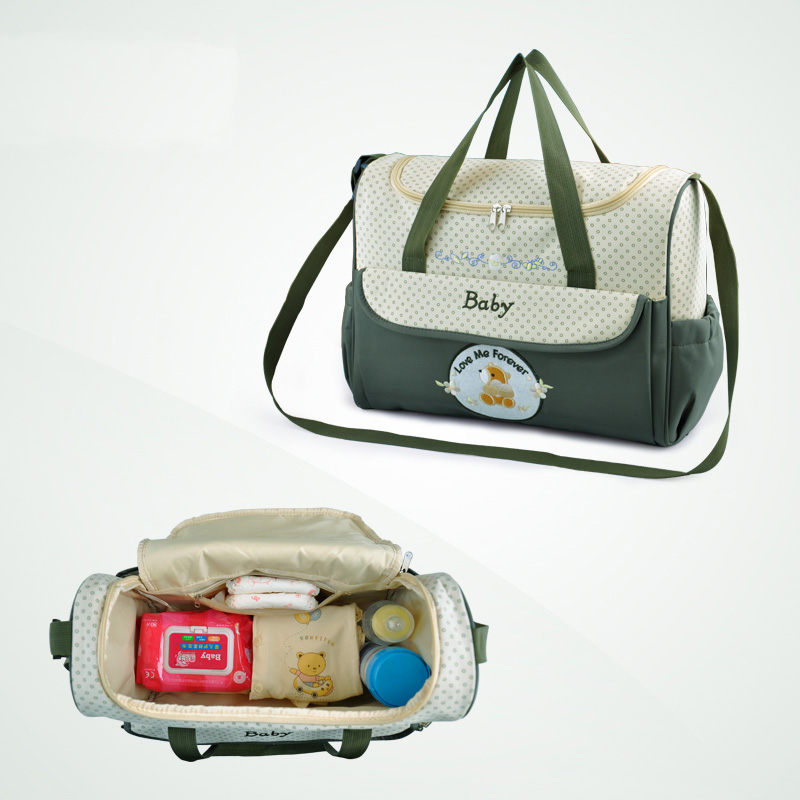 Insular Mummy Baby Bag Multifunctional Baby Diaper ...