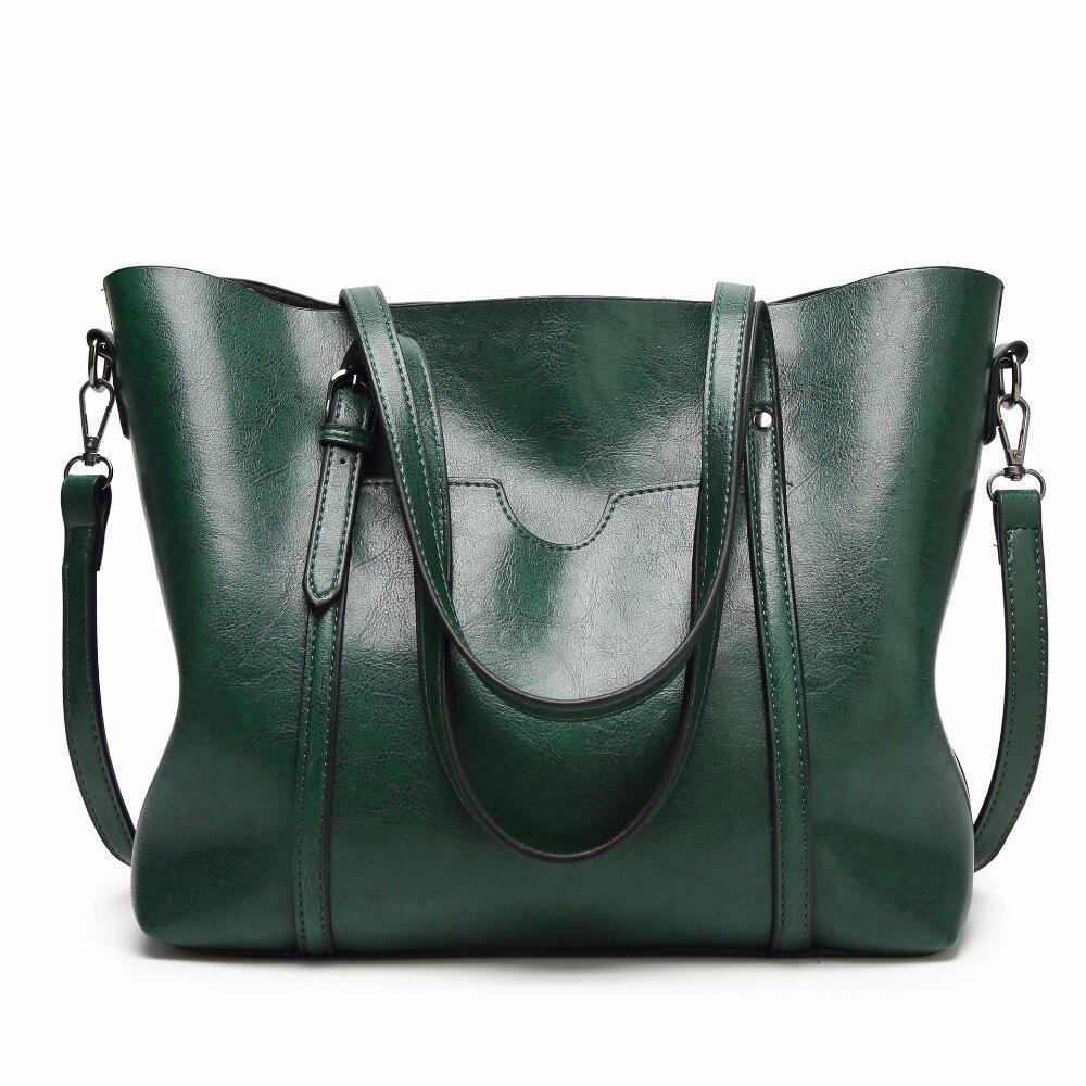 New fashion women handbags soft leather shoulder bag black pink crossbody bag high quality large capacity