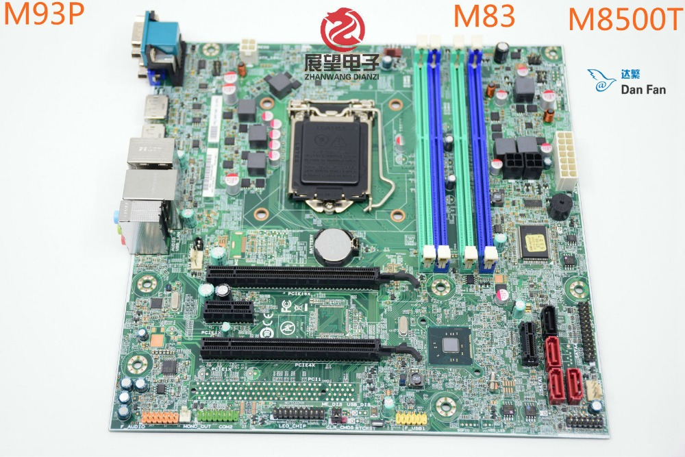 Genuine Lenovo Thinkcentre M93P SFF Motherboard IS8XM LGA1150 TESTED WORKING