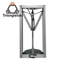 Trianglelab Dforce 400 Big Measurement Delta DIY Kit 3d Printer Rostock For Kossel