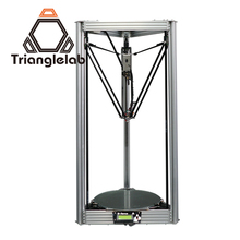 Trianglelab dforce 400 большой измерение Delta DIY Kit 3D принтер rostock для коссель