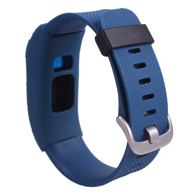 New Arrive Premium Luxury Silicone Band Cover For <font><b>Fitbit</b></font> <font><b>Charge</b></font> / <font><b>Fitbit</b></font> <font><b>Charge</b></font> <font><b>HR</b></font> Band Fashion Silicone Watchband