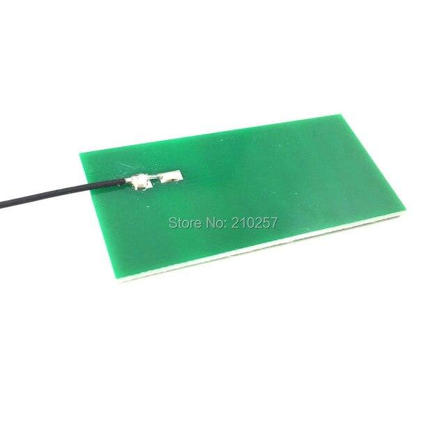 משלוח חינם 1 יחידות 2.4 גרם Wifi 6dbi אנטנת Ipex מחבר 1.13 מחשב נייד FPC כבל מודול הפנימי רווח גבוה רך אנטנה
