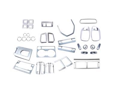 37 * Внутренняя аксессуары весь комплект чехол накладка для Land Rover Discovery спортивные 15 17