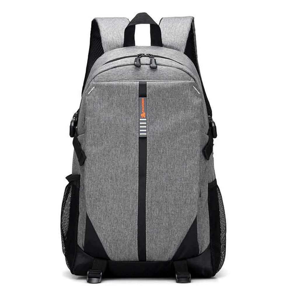 ABDB Laptop Backpack Water Resistant Business Backpack with USB Charging Port Under Laptop and Notebook