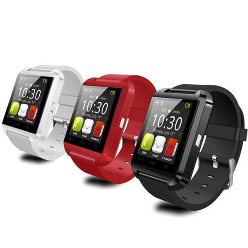Bluetooth Смарт Часы U8 Наручные Часы U8 SmartWatch Для iphone 4/4s/5/5s/6 Samsung S4/Note/HTC Телефон Smartwatch CXF122 s6