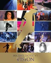 Michael Jackson's Vision 2010 3xDVD Definitive Collection COLLECTORS EDITION SET 3 DVD R1 American version brand new 03.2016(China)