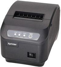 pos printer High quality 80mm thermal receipt printer XP-200II automatic cutting USB+Serial port/Ethernet ports 200 mm / s