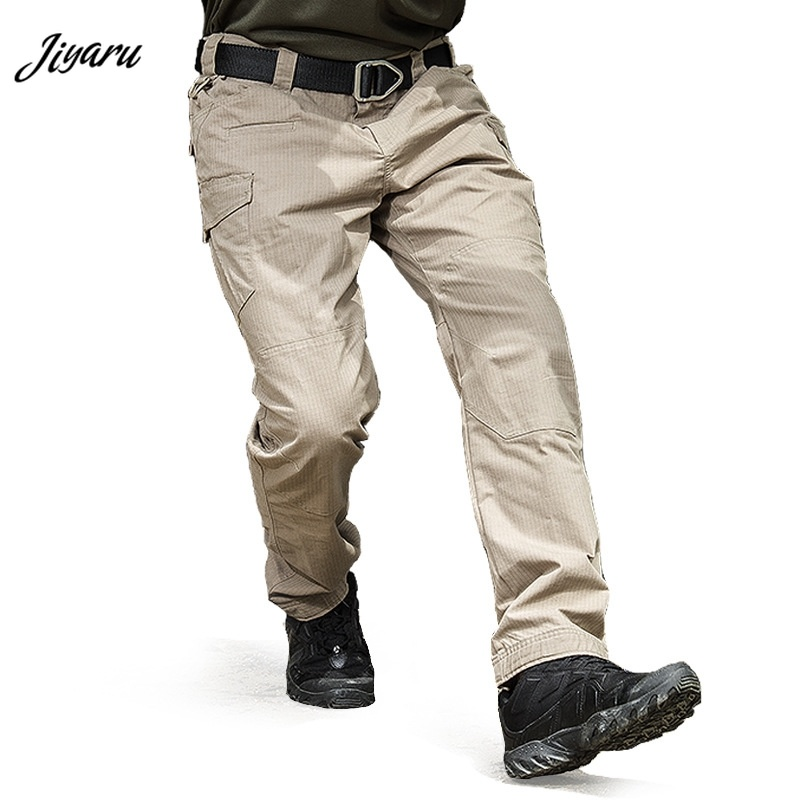 Autumn Tactical Pants for Men Outside Trousers Men Fashion Tactical Cargo Pants Man Casual Trousers Many Pockets Male Trousers