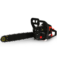 62cc 2 Stroke Petrol Gas 2 Stroke Gasoline Chainsaw Chain Saw Chains Power Tool Kit Woodworking tools