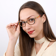 Light Eye Glasses Rectangle Frame in Yellow color Girl and Boy Students Eyewear Prescription