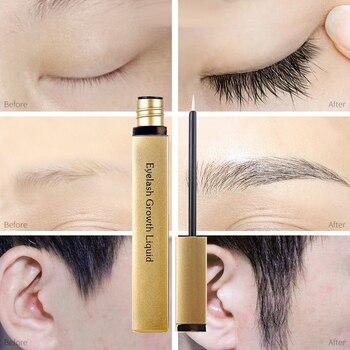 BEACUIR ácido hialurónico pestañas crecimiento ojo suero 7 días pestañas más largas más gruesas pestañas mejora el cuidado de las cejas