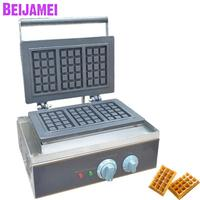 BEIJAMEI best selling electric industrial small waffle machines commercial square electric waffle making on sale|Waffle Makers|   -