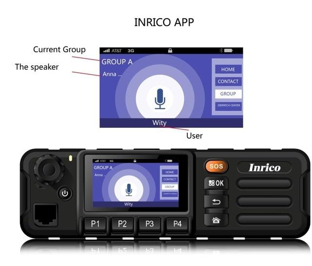 Dmr Netwerk Mobiele Autoradio Transceiver Nieuwste Gsm Wcdma Autoradio Met Touch Screen Transceiver Netwerk Voertuig Mouted Radio