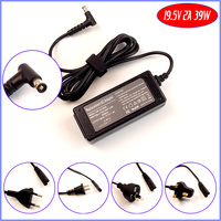 19 5V 2A Laptop Ac Adapter Battery Charger For Sony VAIO Tap 13 11 SVT1122X9RW SVT1122Y9EB