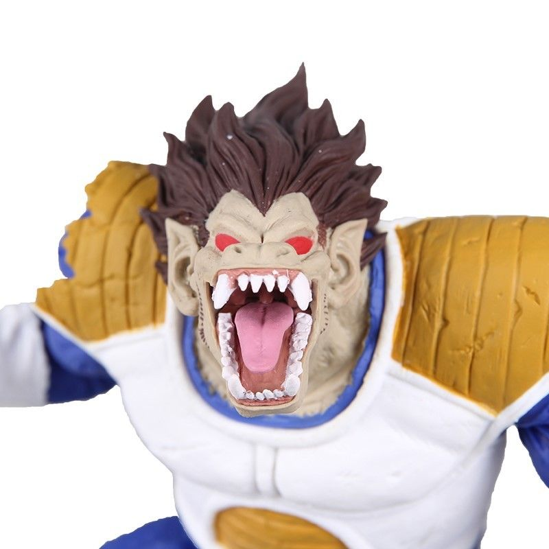 Dragon Ball Z Vegeta Great Ape Oozaru Creator X Creator Figure Figurine