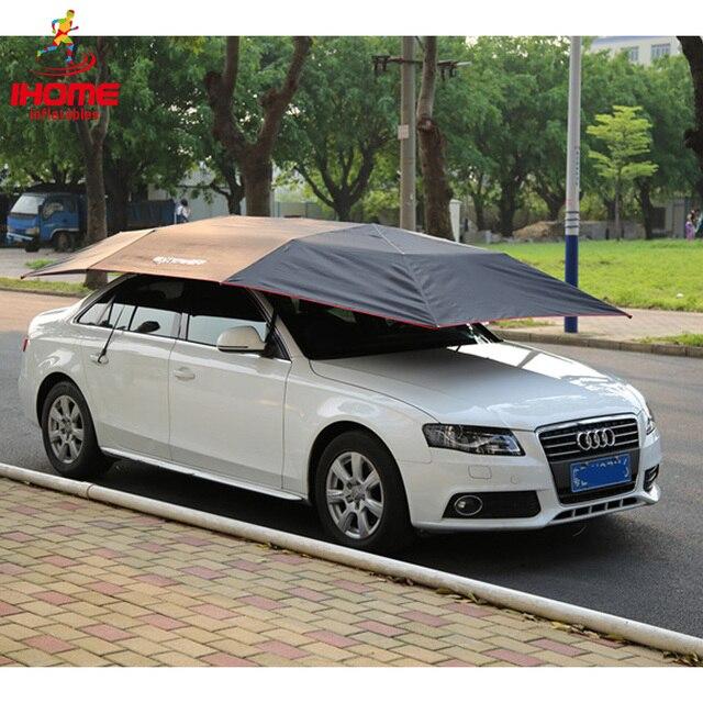Outlet Mai cattle car tent automatic car hood sun shade umbrellas awning car sun umbrella