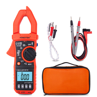 Auto Range Multimeter Temperature Voltmeter Digital Ammeter Tester Current Clamp Set Of Probes Multimeter Digital Professional