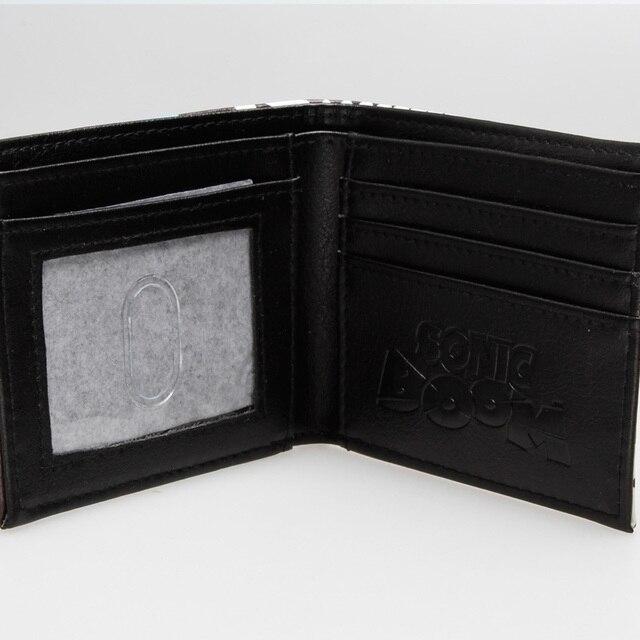 Бумажник Супер соник 3