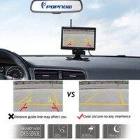 Dual Wireless car reverse reversing backup rear view camera for trucks bus Caravan Van Camper RV Trailer with Monitor for Bus