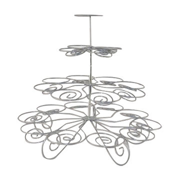 GSFY!Hot sales 4 Tiers 23 cups hold cupcake stand