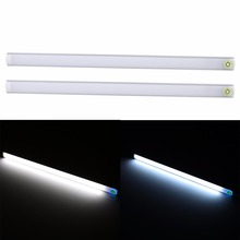 купить USB Night Light Stepless Dimmer Touch Control LED Strip Light Lamp Reading Lamp Dimmable For Closet Desk дешево