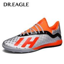Dr. águia Centopéia Relva Futsal Indoor Futebol Sapatos para Homens Botas  Sapatos Chuteiras De Futebol b89475878d364