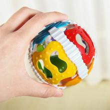Colorful Puzzle Rattle Ball