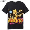 New Fashion Cotton T Shirts NARUTO Tees Men Anime T-shirt Uzumaki Naruto Funny T-shirt Short Sleeve Cartoon Clothing