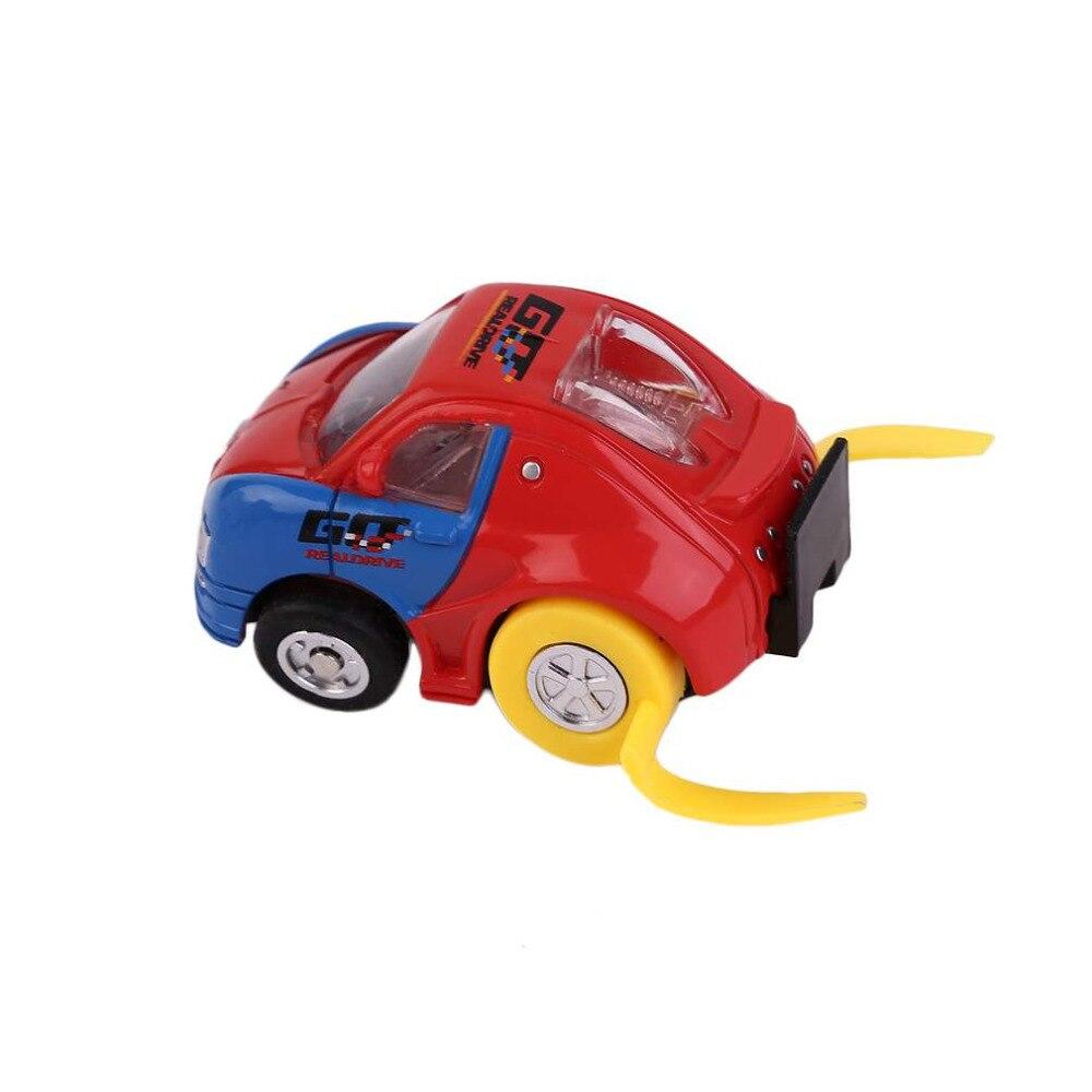 Hot! Mini Auto 5 cm Mini Fernbedienung Auto Stunt Kühlen fähigkeiten Auto Kinder Junge Weiße Kragen Desktop Geschenk Spielzeug Neue verkauf