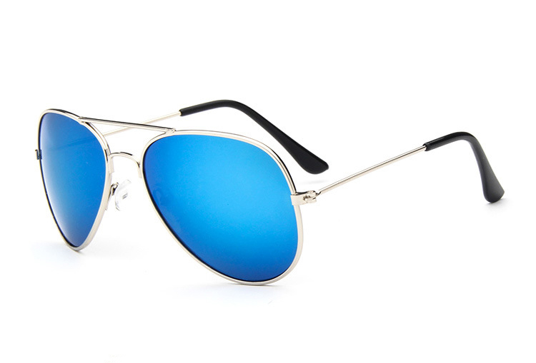 C3 Silver frame blue