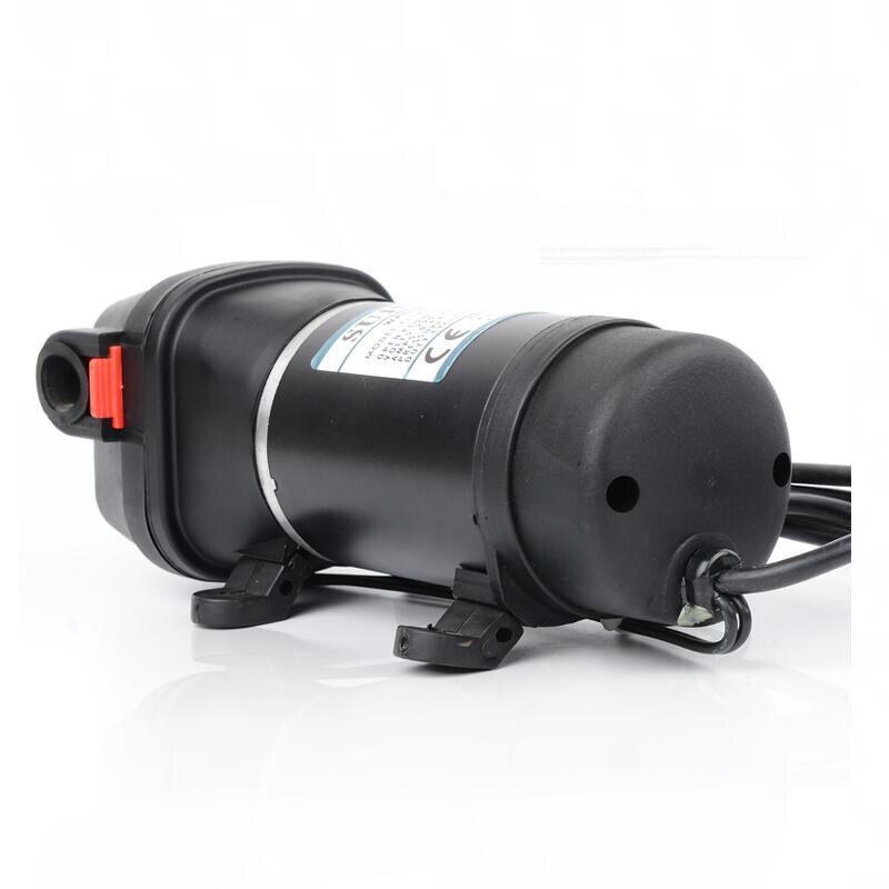 FL-32 110 V 220 V petit ménage électrique pompe à eau chauffe-eau Booster auto amorçage pompe température contrôle pression - 5