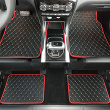 Car-Floor-Mats Carpet Hand-Drive Universal Waterproof ZHAOYANHUA for Left Left