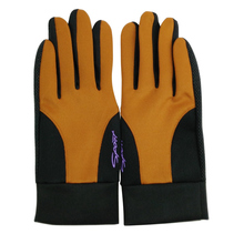 Winter Warm Running Fishing Gloves Sports Outdoor Winter Cycling Gloves Thin Section Anti-skid Touch Screen Skid-resistant K8356