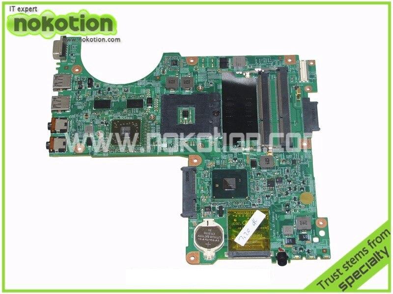 NOKOTION CN-0H38XD 09259-1M 48.4EK01.01M For board Inspiron N4030 Laptop motherboard intel HM57 DDR3 for dell for inspiron n4030 laptop motherboard cn 0h38xd 0h38xd h38xd 48 4ek01 01m 100% tested good