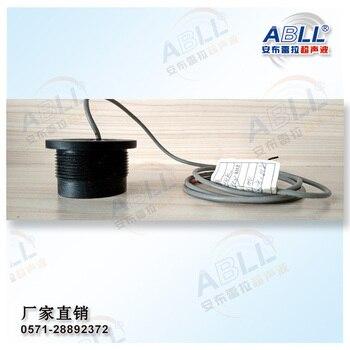 Transducteur en céramique piézoélectrique télémètre ultrasonique 110 KHz transducteur acoustique sous-marin DYW-110-EA