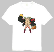 One Piece Characters Luffy Nami T Shirts