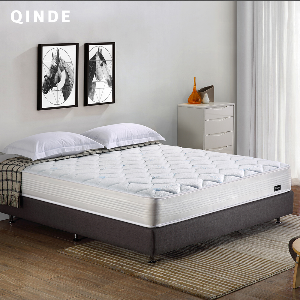 Hot Sale Sleep Well Pocket Spring Latex Memory Mattress King Queen Twin Best Price Mattress For Sweet Home Quality Product Q05# wfgogo thickness 23 cm spring mattress twin high density vacuum compression foam latex soft bed bedding
