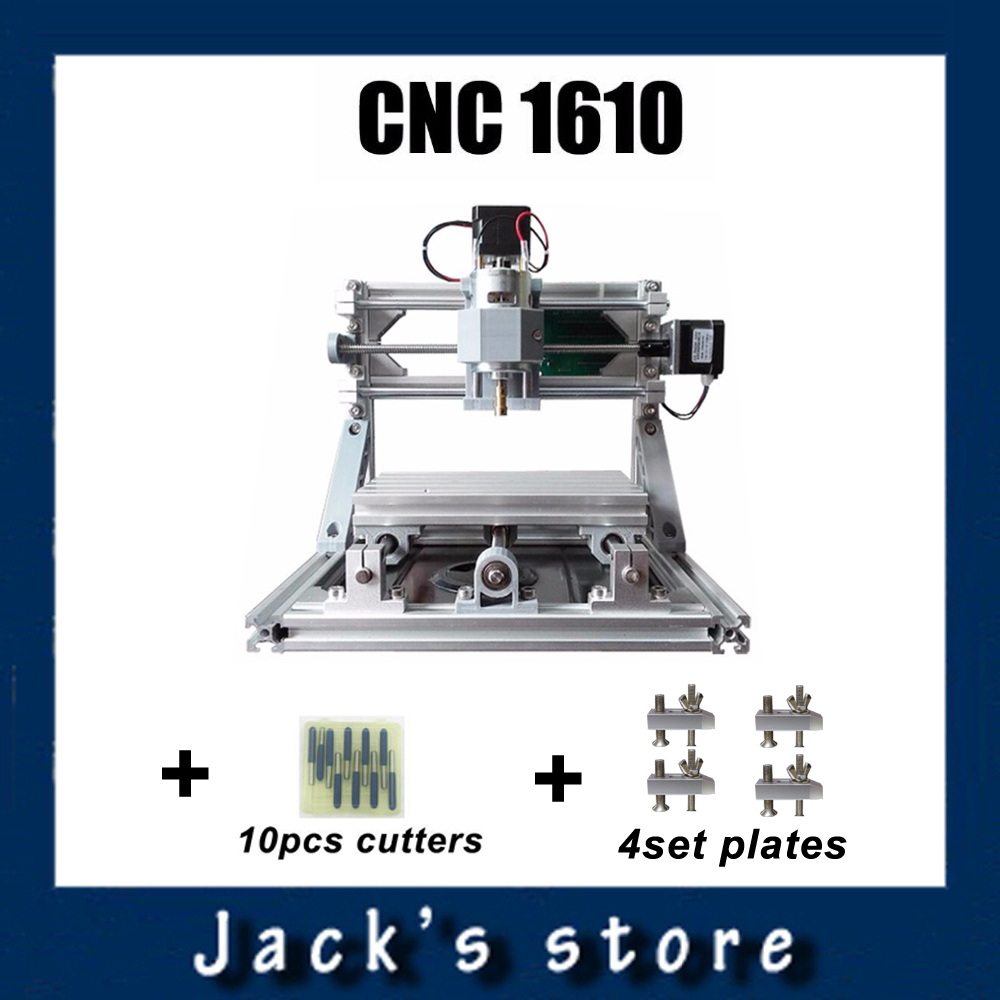 CNC 1610 without ER11,diy cnc engraving machine,Wood Carving machine,cnc router,cnc1610,GRBL , best Advanced toys eur free tax cnc 6040z frame of engraving and milling machine for diy cnc router