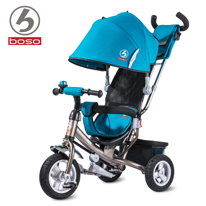Boso Baby Tricycle High Quality Children Tricycle With Non